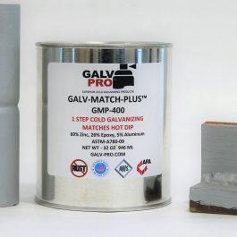 "Galv-Match-Plus™ (69% Zinc) | GMP-400 Quart <span class=""bold-desc"">Matches Hot Dip</span>"